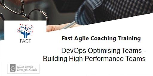 DevOps Optimising Teams - Building High Performance Teams