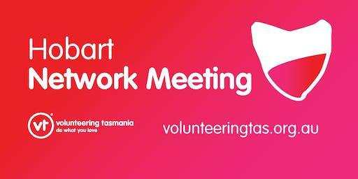 Volunteering Tasmania Network Meeting - Hobart