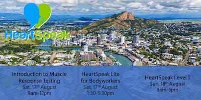 HeartSpeak - 17 to 18 August 2019 - Townsville, Australia