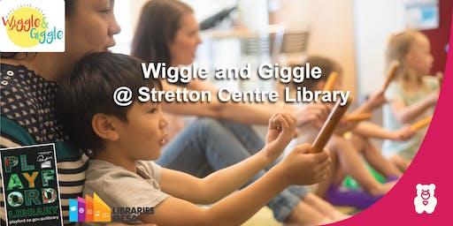 Wiggle & Giggle Term 3 @ Stretton Centre Library