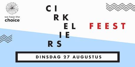 Cirkeliersfeest tickets