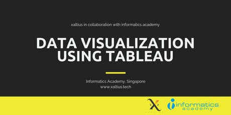 Data Visualization using Tableau tickets