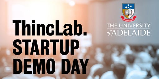 ThincLab Startup Demo Day