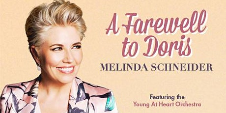 Melinda Schneider - A farewell to Doris Day tickets