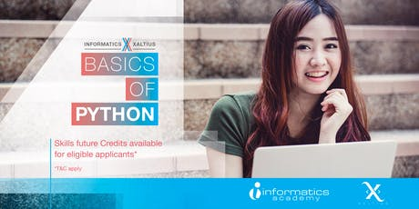 Short Course - Python for Beginners tickets