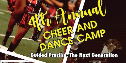 4th Annual Cheer & Dance Camp