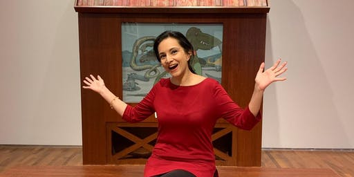 Dragon Tales: Storytelling with Kamini Ramachandran