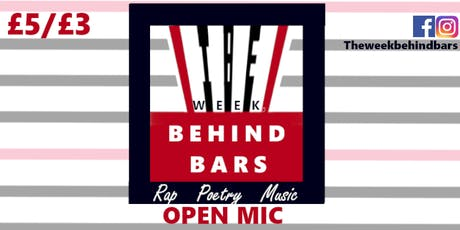 The Week Behind Bars #1 tickets