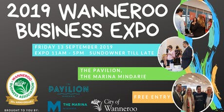 WANNEROO BUSINESS EXPO 2019 tickets