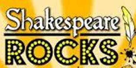 Shakespeare Rocks with Wookey School (Evening Performance) tickets