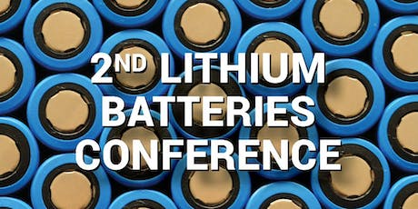 2nd Lithium Batteries Conference - Sydney, Australia tickets