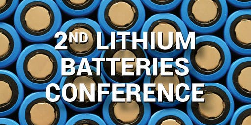 2nd Lithium Batteries Conference - Sydney, Australia