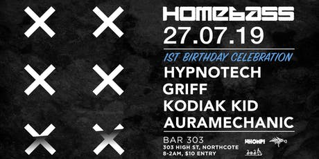 Homebass 1st Bday Bash tickets