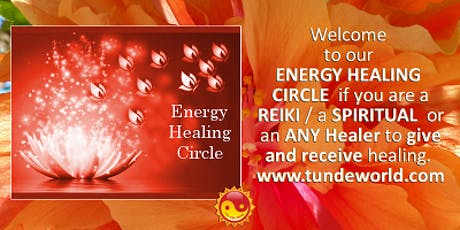 Healing Circle on Thursday tickets