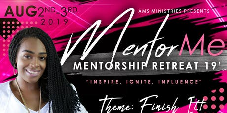 Mentor Me Retreat 2019 tickets