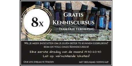 Kenniscursus - 3 december 2019 - Gezond leven tickets