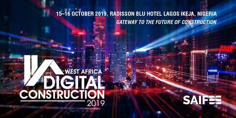 West Africa Digital Construction 2019 tickets