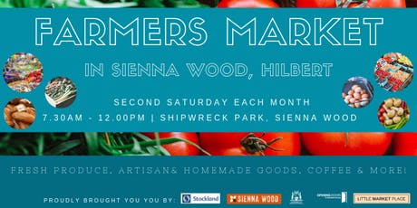 Farmers Market Sienna Wood, Hilbert tickets