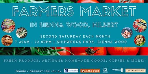 Farmers Market Sienna Wood, Hilbert