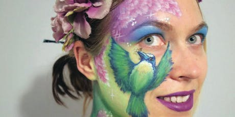 ARTspokens: Art Talk Creativity behind Body Painting with Lilly's Body Art tickets