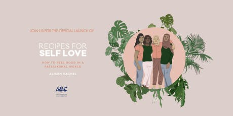 Book Launch Alison Rachel: Recipes for Self-Love tickets