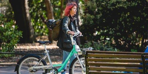 Workshop: Beryl Bikes in Enfield