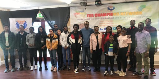 The Champions Network July Youths/Teens Picnic.