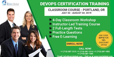 DevOps Certification Training Course in Portland, OR, USA tickets