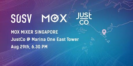 MOX MIXER Singapore tickets