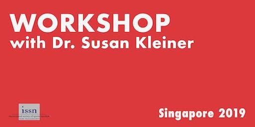 Workshop with Dr. Susan Kleiner