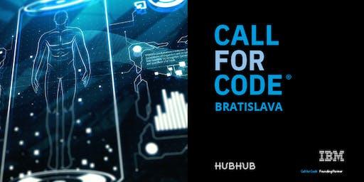Call for Code Bratislava