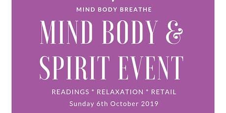 Keston Mind Body Spirit Event tickets
