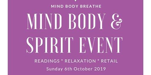 Keston Mind Body Spirit Event