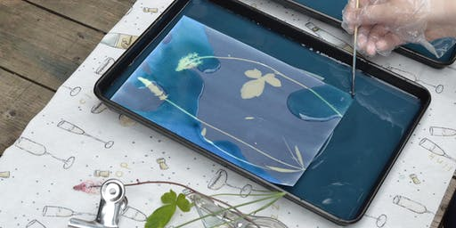 Introduction to Cyanotype Photography Printing