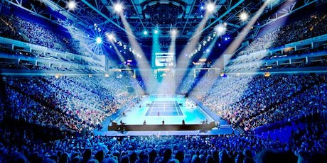 2019 Nitto ATP Finals - Official Hospitality Packages - Day Three tickets