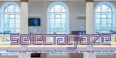 AJA CPD Seminar: Specifying Secondary Glazing by Selectaglaze
