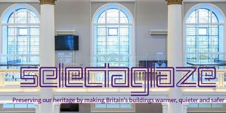 AJA CPD Seminar: Specifying Secondary Glazing by Selectaglaze tickets
