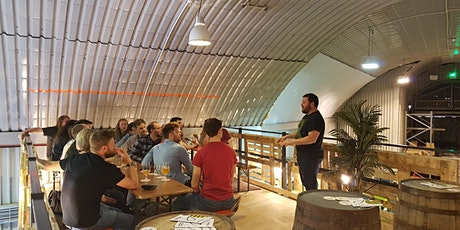 Runaway Brewery Tour & Tasting tickets