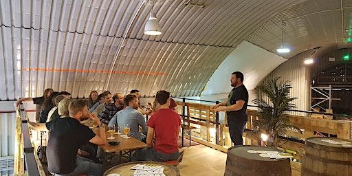 Runaway Brewery Tour & Tasting