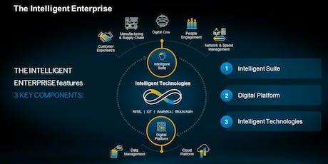SAP S/4HANA - Enabling the Intelligent Enterprise tickets