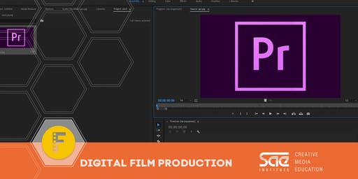 "Workshop: ""Filmschnitt - Basics in Adobe Premiere"""