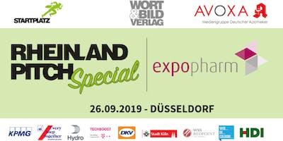 Rheinland-Pitch expopharm Special