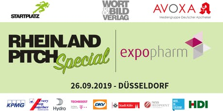 Rheinland-Pitch expopharm Special Tickets