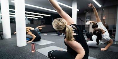 Flex Yoga at Whitworth Locke