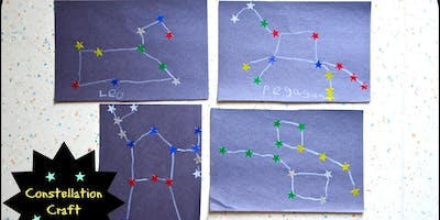 Space Chase Craft (Constellation) at Walthamstow Library