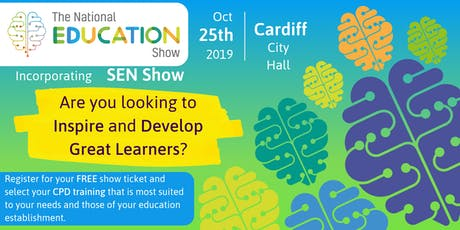 National Education Show 2019 tickets