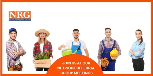 NRG Ellenbrook Networking Meeting