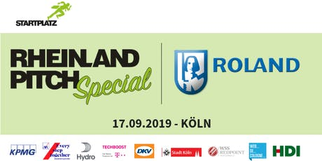 Rheinland-Pitch LegalTech Special Tickets