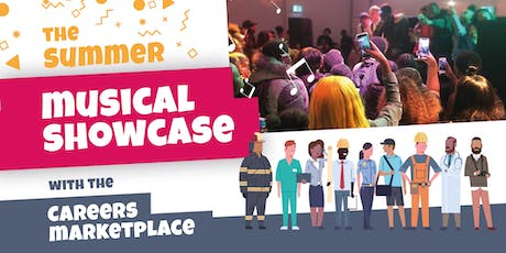 The Summer Musical Showcase with the Careers Marketplace tickets