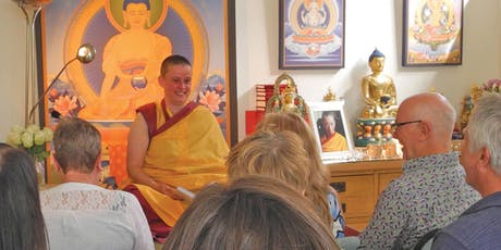 BUDDHIST CENTRE OPEN HOUSE & FREE TASTER MEDITATIONS 24 AUGUST 2019 tickets